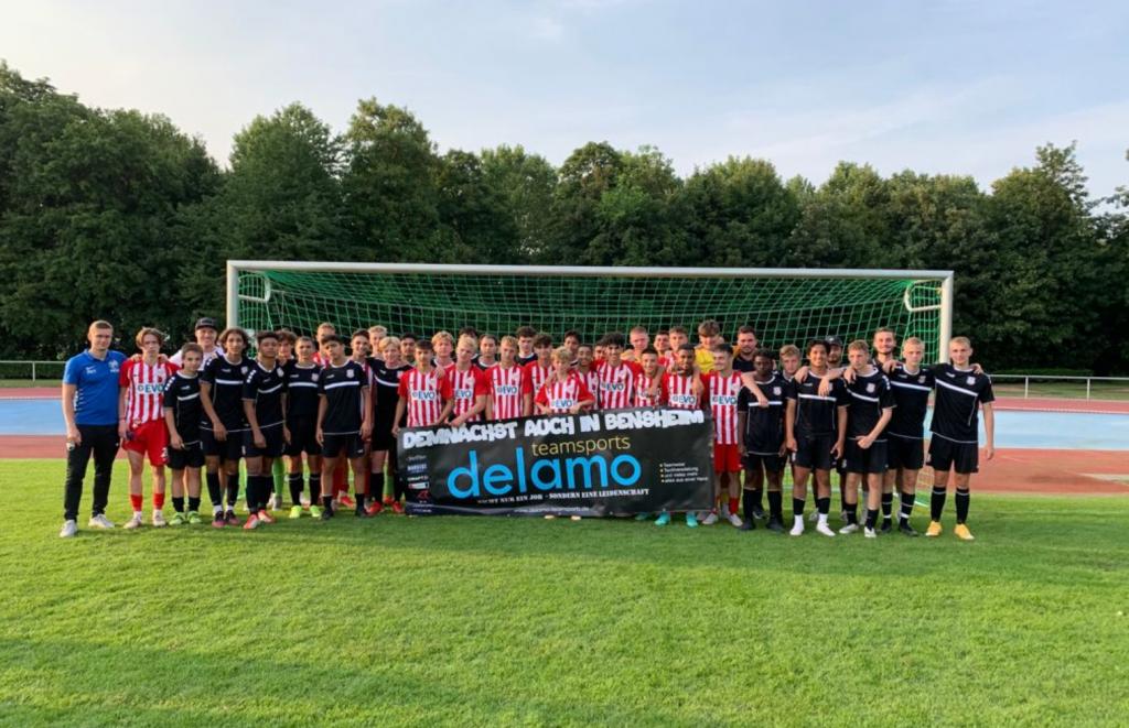 JFV Alsbach-Bensheim-Auerbach startet mit Delamo Cup in neue Ära